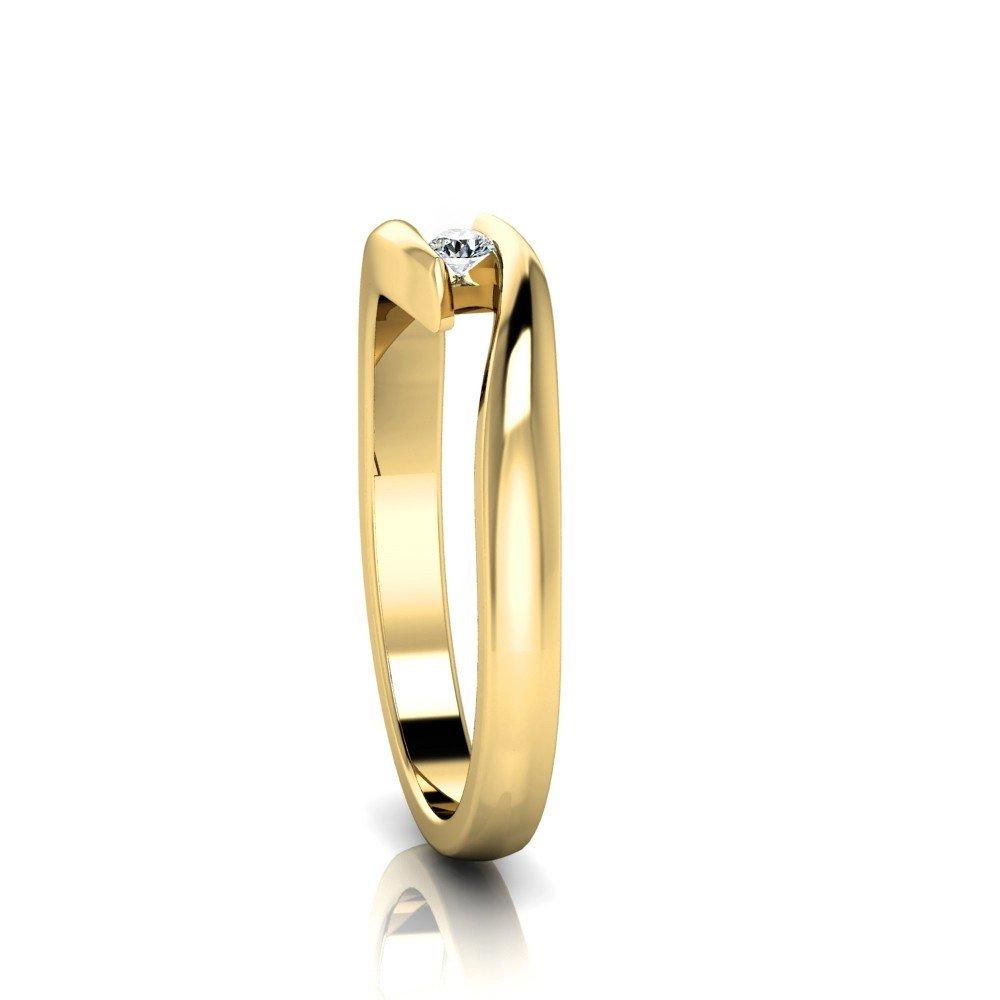 Vorschau: Verlobungsring-VR03-333er-Gelbgold-3358-ceta