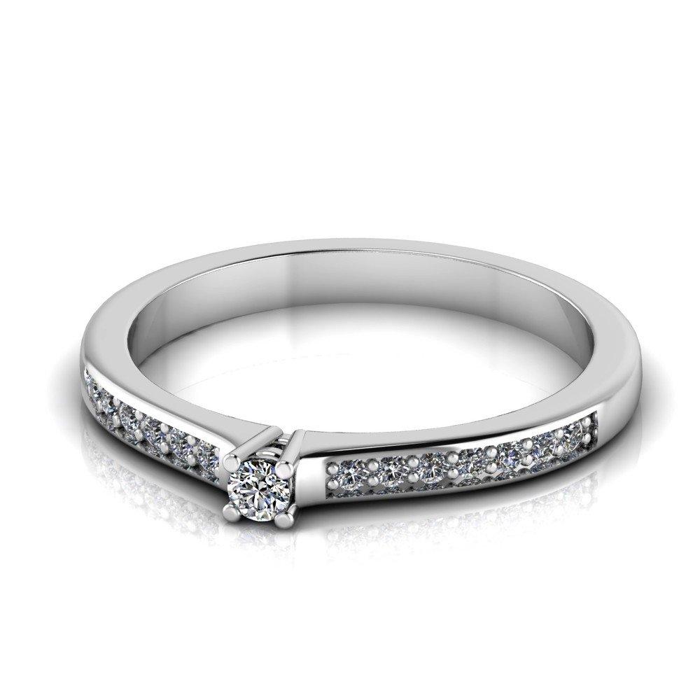 Vorschau: Verlobungsring-VR05-585er-Weißgold-6691-deta