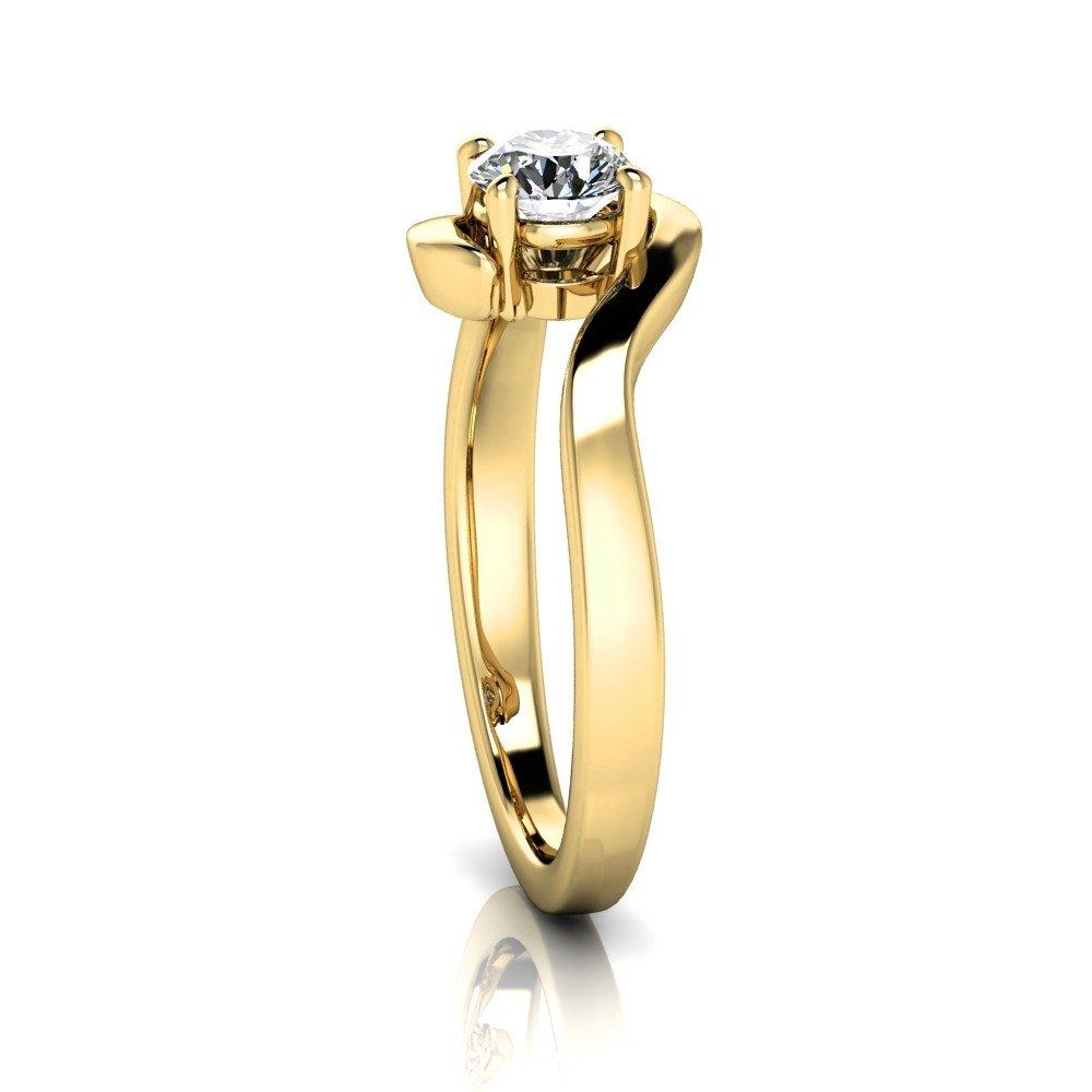 Vorschau: Verlobungsring-VR10-333er-Gelbgold-5608-ceta