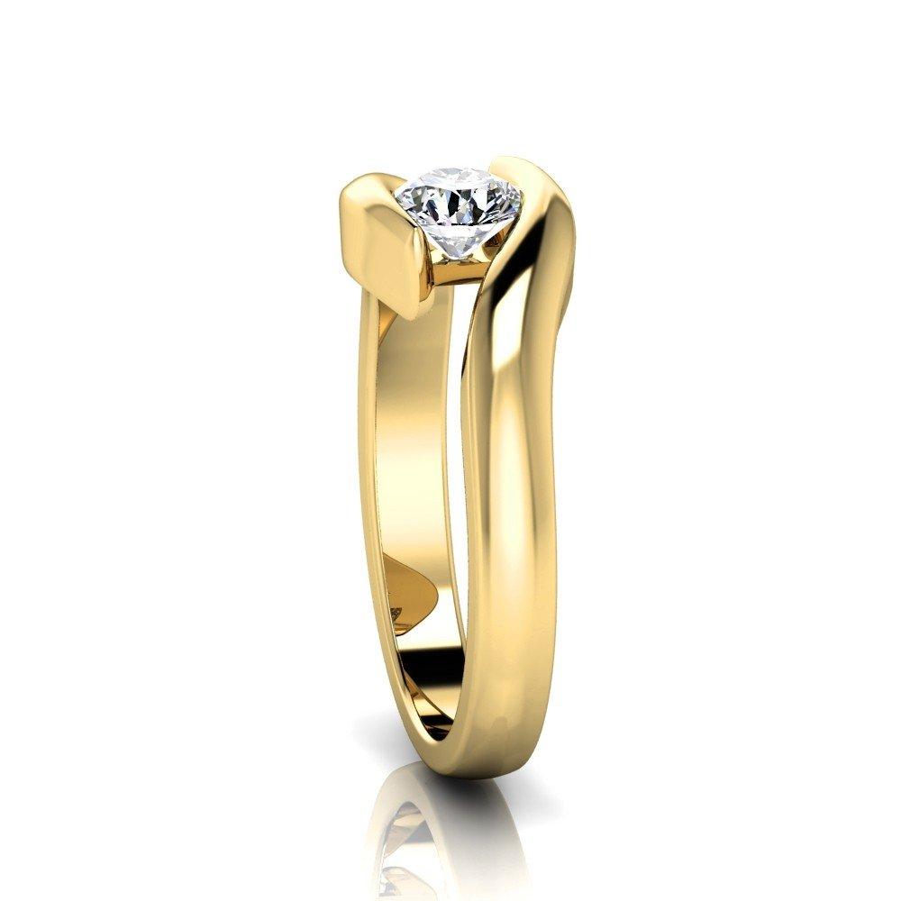 Vorschau: Verlobungsring-VR03-333er-Gelbgold-5097-ceta