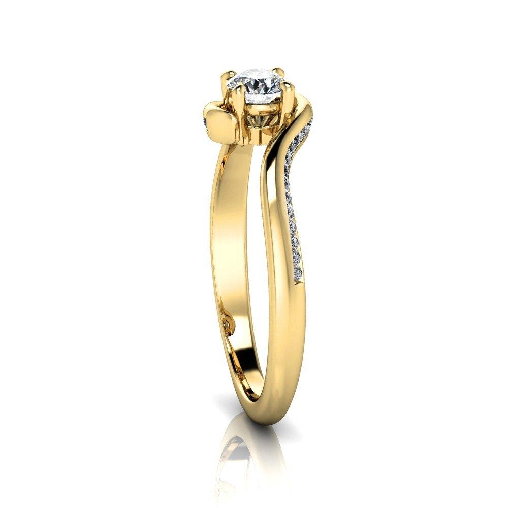 Vorschau: Verlobungsring-VR11-333er-Gelbgold-5666-ceta