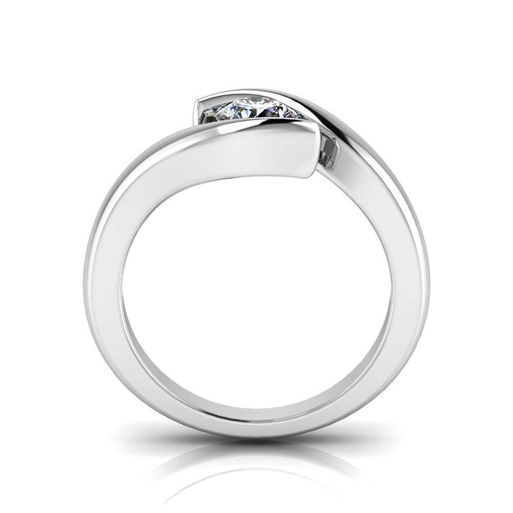 Vorschau: Verlobungsring-VR03-333er-Weißgold-6763-beta