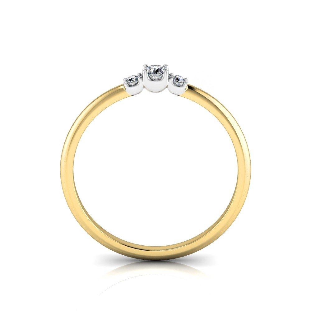 Vorschau: Verlobungsring-VR13-585er-Gelb-Weißgold-5772-beta