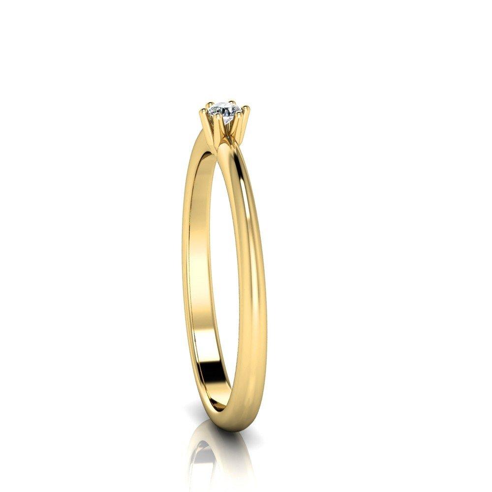 Vorschau: Verlobungsring-VR01-585er-Gelbgold-3313-ceta