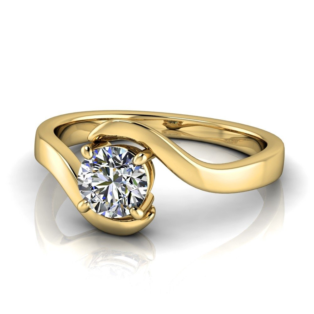 Vorschau: Verlobungsring-VR10-333er-Gelbgold-5611-deta