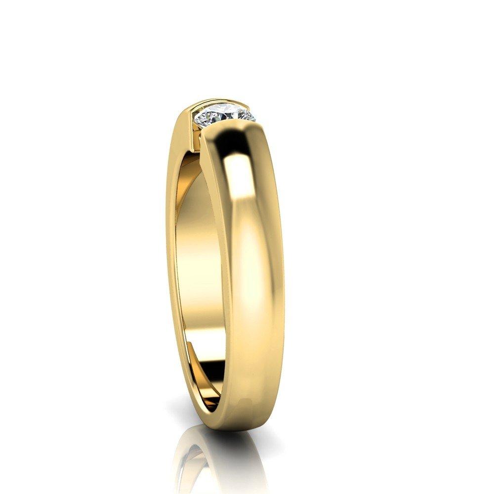 Vorschau: Verlobungsring-VR04-333er-Gelbgold-5141-ceta
