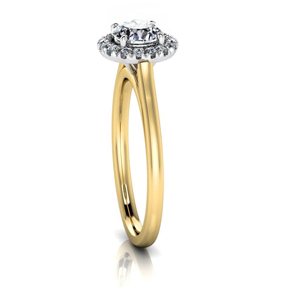 Vorschau: Verlobungsring-VR08-333er-Gelb-Weißgold-5370-ceta