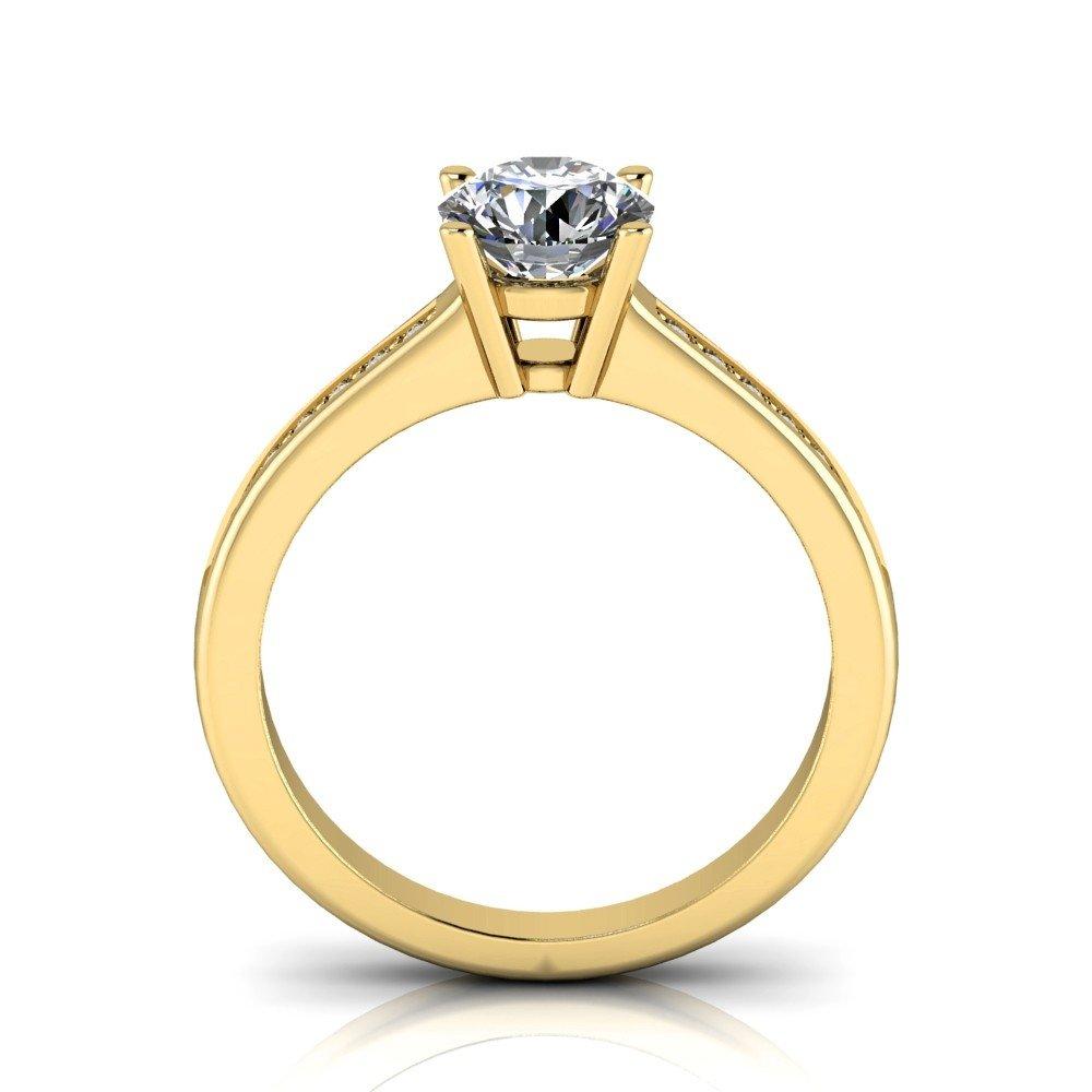 Vorschau: Verlobungsring-VR05-333er-Gelbgold-5213-beta