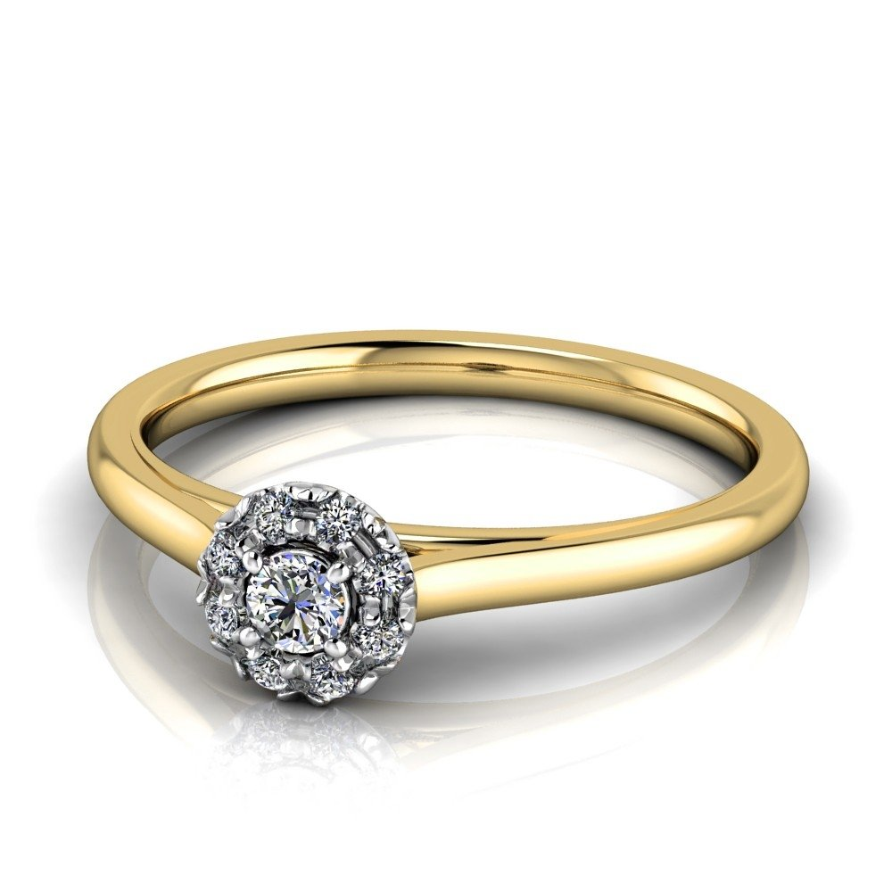 Vorschau: Verlobungsring-VR08-333er-Gelb-Weißgold-5361-deta