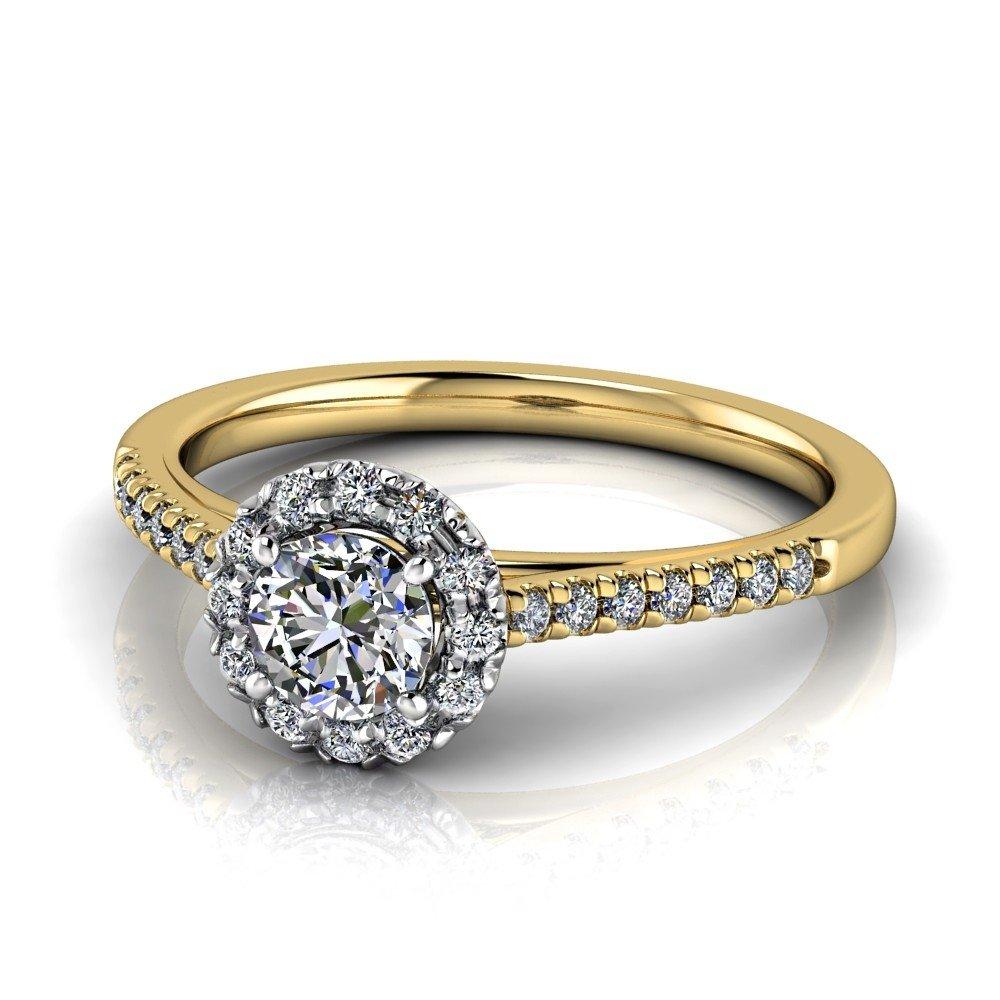 Vorschau: Verlobungsring-VR09-333er-Gelb-Weißgold-5487-deta