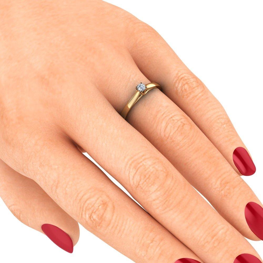 Vorschau: Verlobungsring-VR14-585er-Gelbgold-5896-eeta