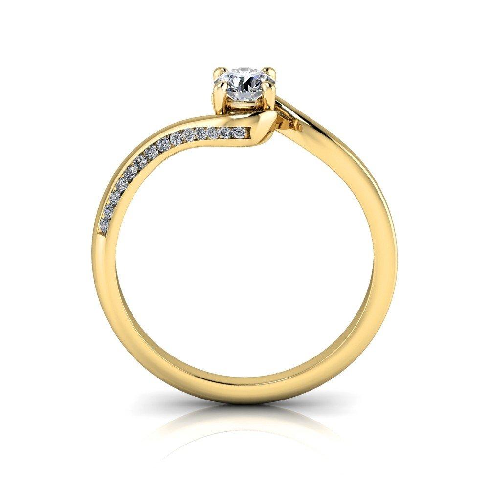 Vorschau: Verlobungsring-VR11-333er-Gelbgold-5666-beta