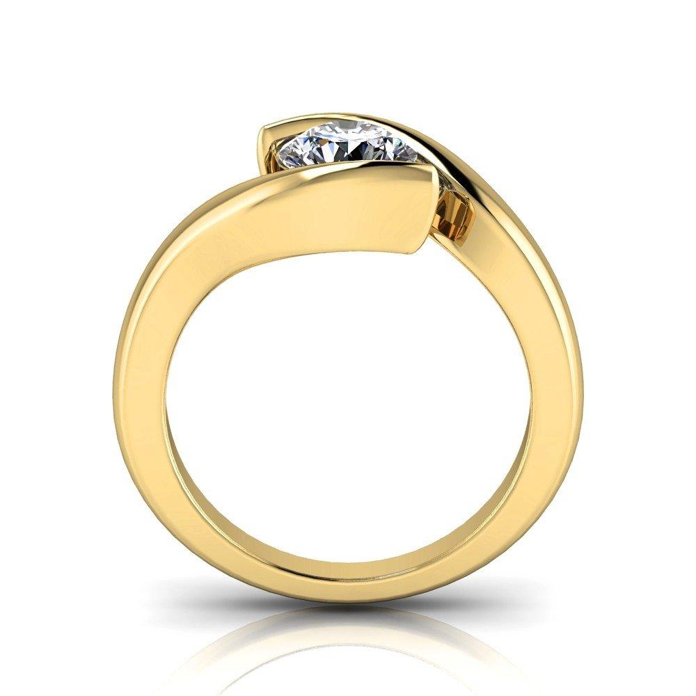 Vorschau: Verlobungsring-VR03-333er-Gelbgold-5105-beta