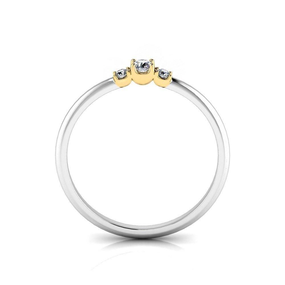 Vorschau: Verlobungsring-VR13-585er-Weiß-Gelbgold-5803-beta
