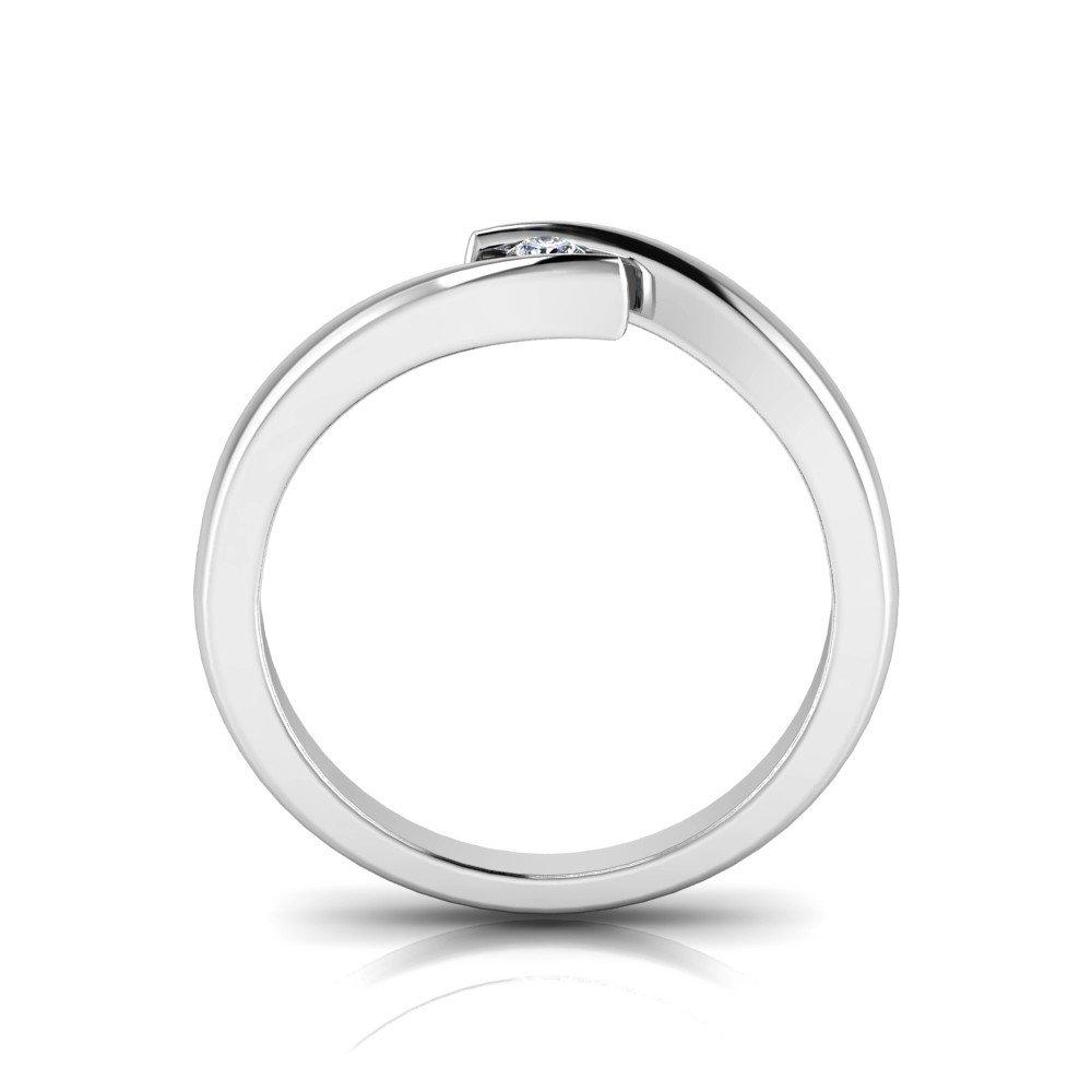 Vorschau: Verlobungsring-VR03-333er-Weißgold-6666-beta