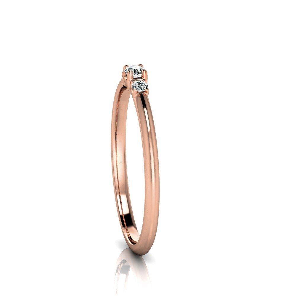 Vorschau: Verlobungsring-VR13-585er-Rotgold-5833-ceta