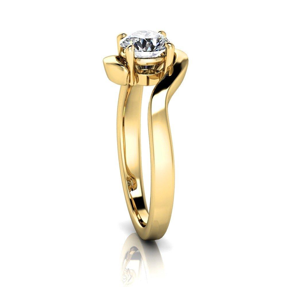 Vorschau: Verlobungsring-VR10-333er-Gelbgold-5611-ceta