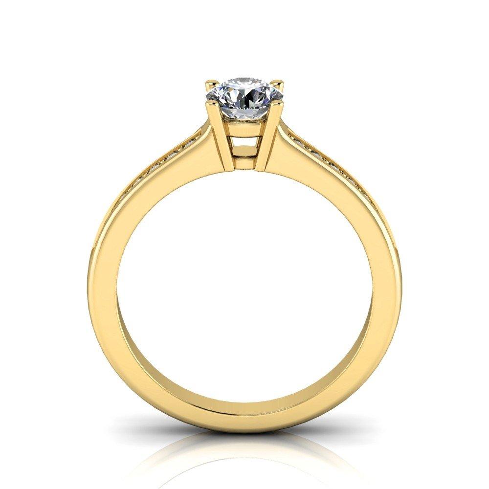 Vorschau: Verlobungsring-VR05-333er-Gelbgold-5197-beta