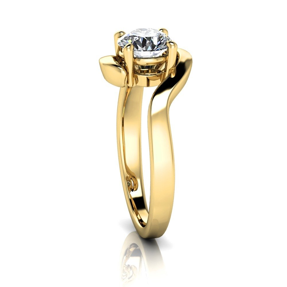 Vorschau: Verlobungsring-VR10-333er-Gelbgold-5614-ceta