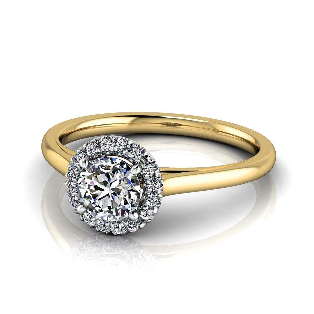 Vorschau: Verlobungsring-VR08-333er-Gelb-Weißgold-5370-deta