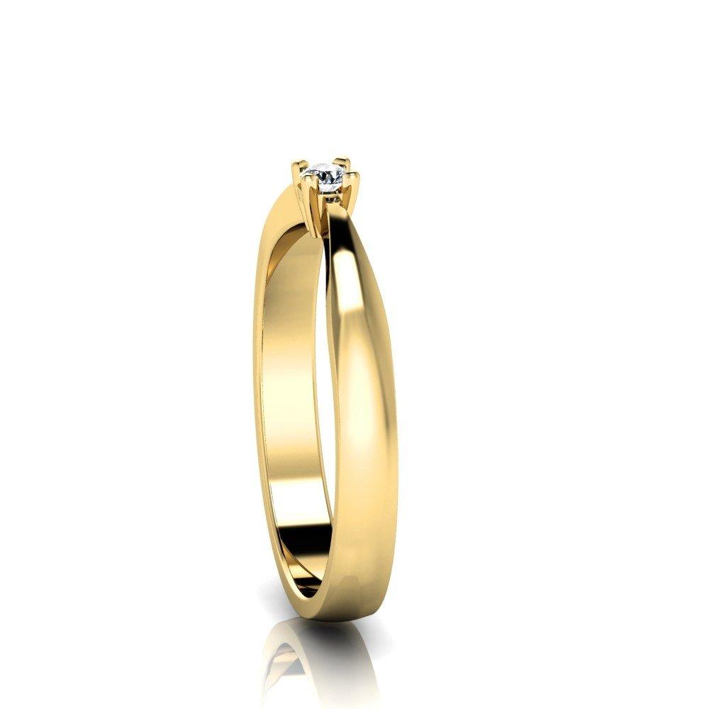Vorschau: Verlobungsring-VR07-333er-Gelbgold-3502-ceta