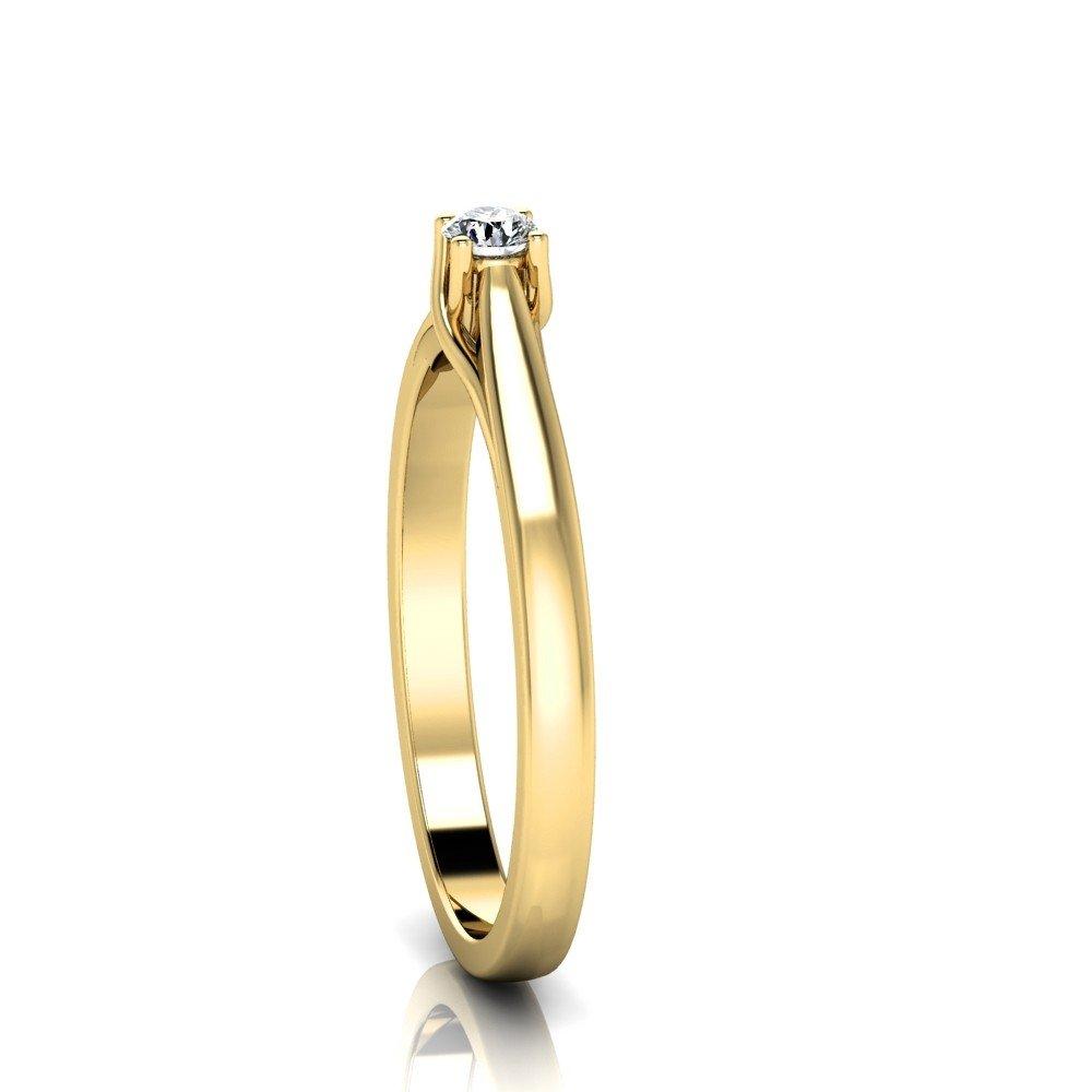 Vorschau: Verlobungsring-VR14-585er-Gelbgold-5896-ceta