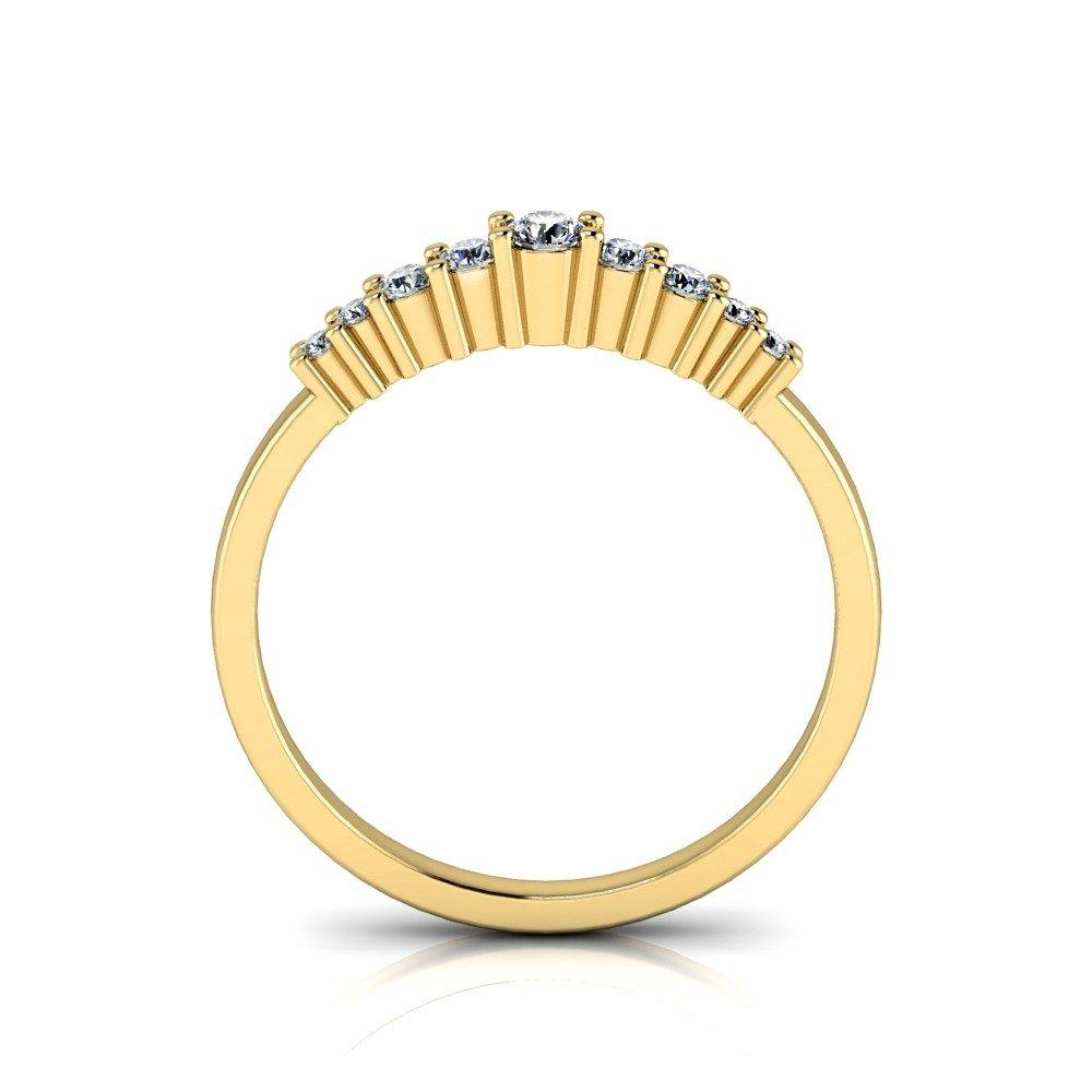 Vorschau: Verlobungsring-VR12-333er-Gelbgold-5729-beta