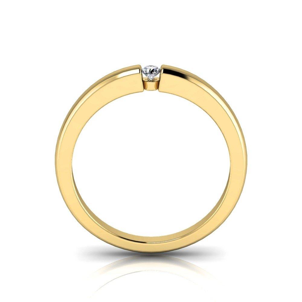 Vorschau: Verlobungsring-VR04-333er-Gelbgold-3394-beta