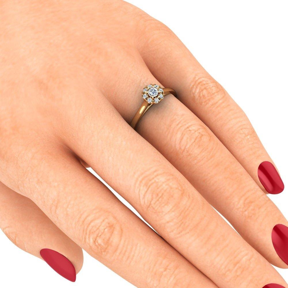 Vorschau: Verlobungsring-VR08-333er-Gelbgold-5376-eeta
