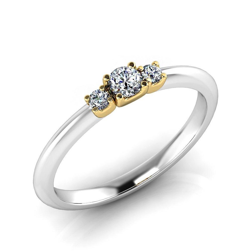 Verlobungsring-VR13-333er-Weiß-Gelbgold-5805