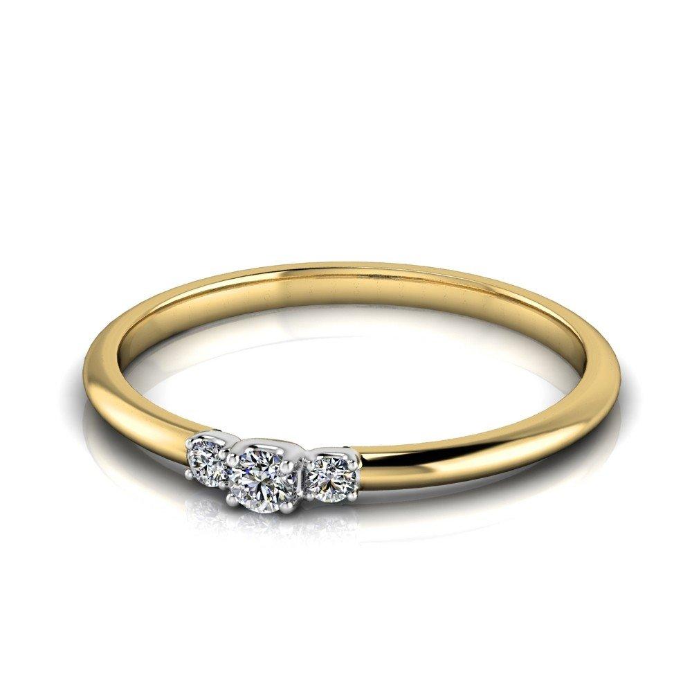 Vorschau: Verlobungsring-VR13-585er-Gelb-Weißgold-5772-deta