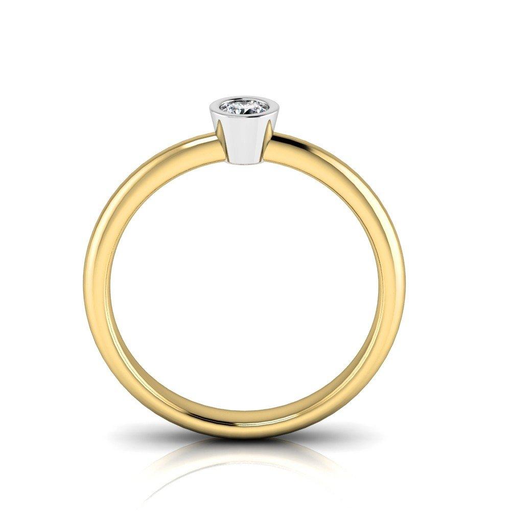 Vorschau: Verlobungsring-VR02-333er-Gelb-Weißgold-0997-beta