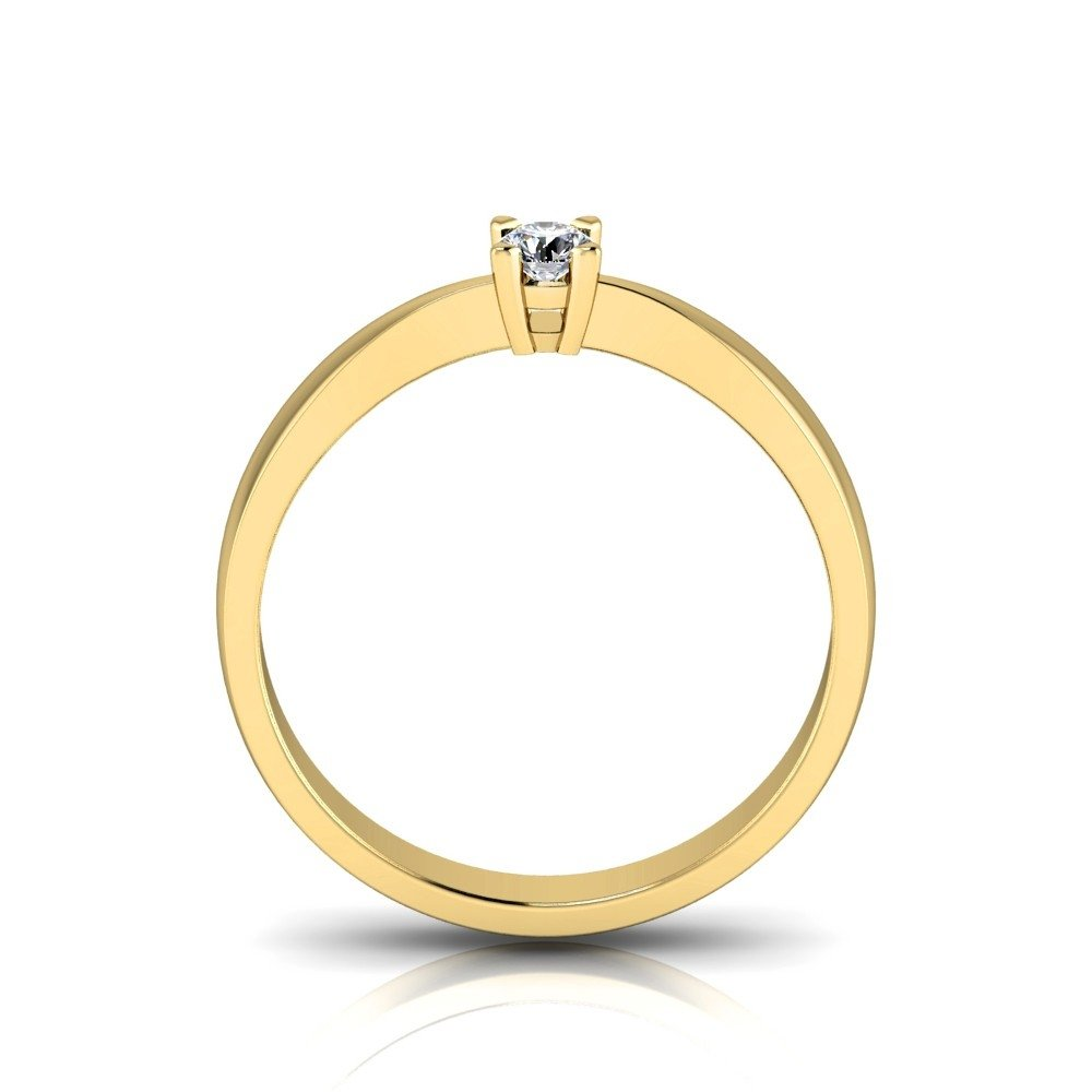 Vorschau: Verlobungsring-VR07-333er-Gelbgold-3511-beta