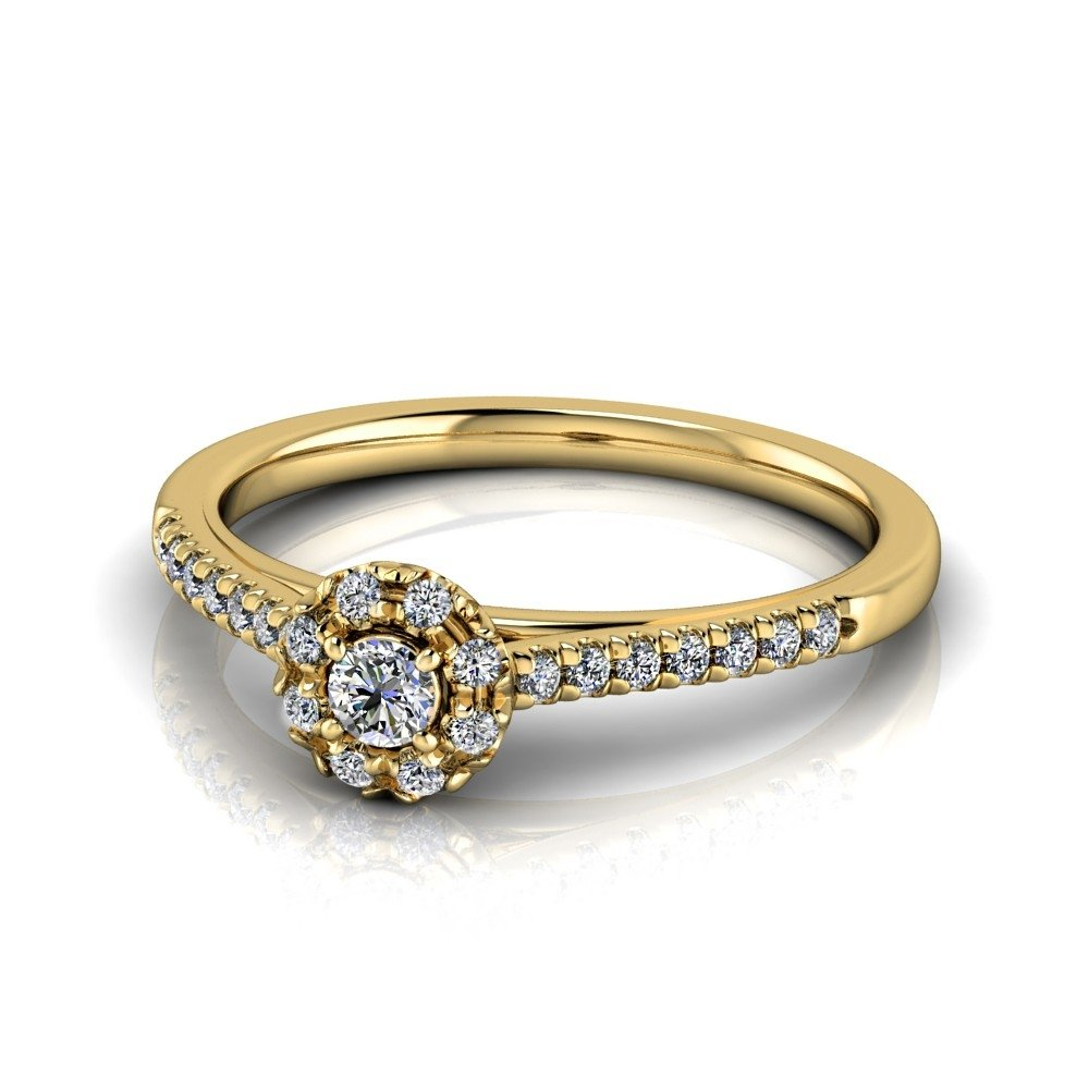 Vorschau: Verlobungsring-VR09-333er-Gelbgold-5496-deta