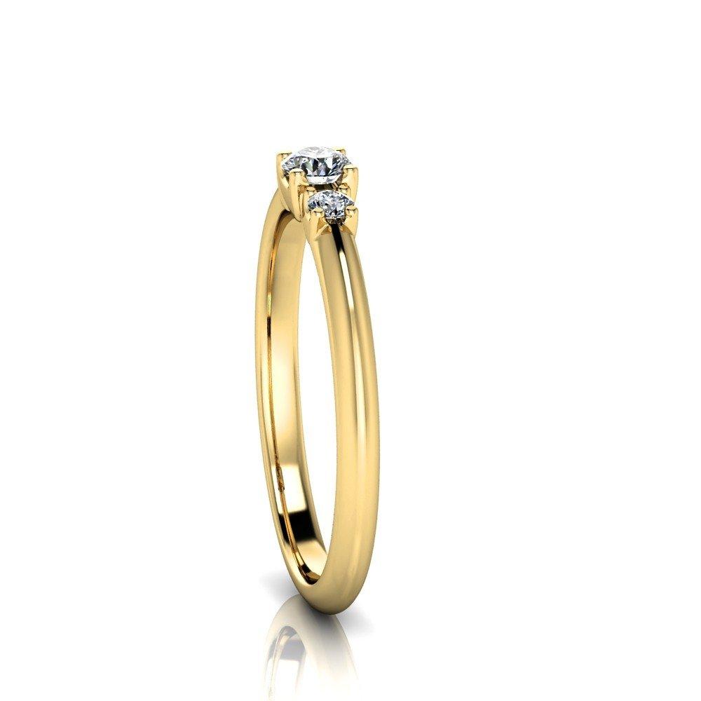 Vorschau: Verlobungsring-VR13-333er-Gelbgold-5790-ceta