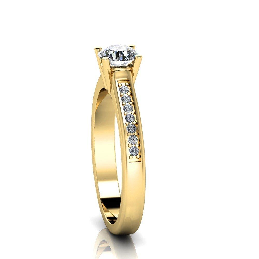 Vorschau: Verlobungsring-VR05-333er-Gelbgold-5197-ceta