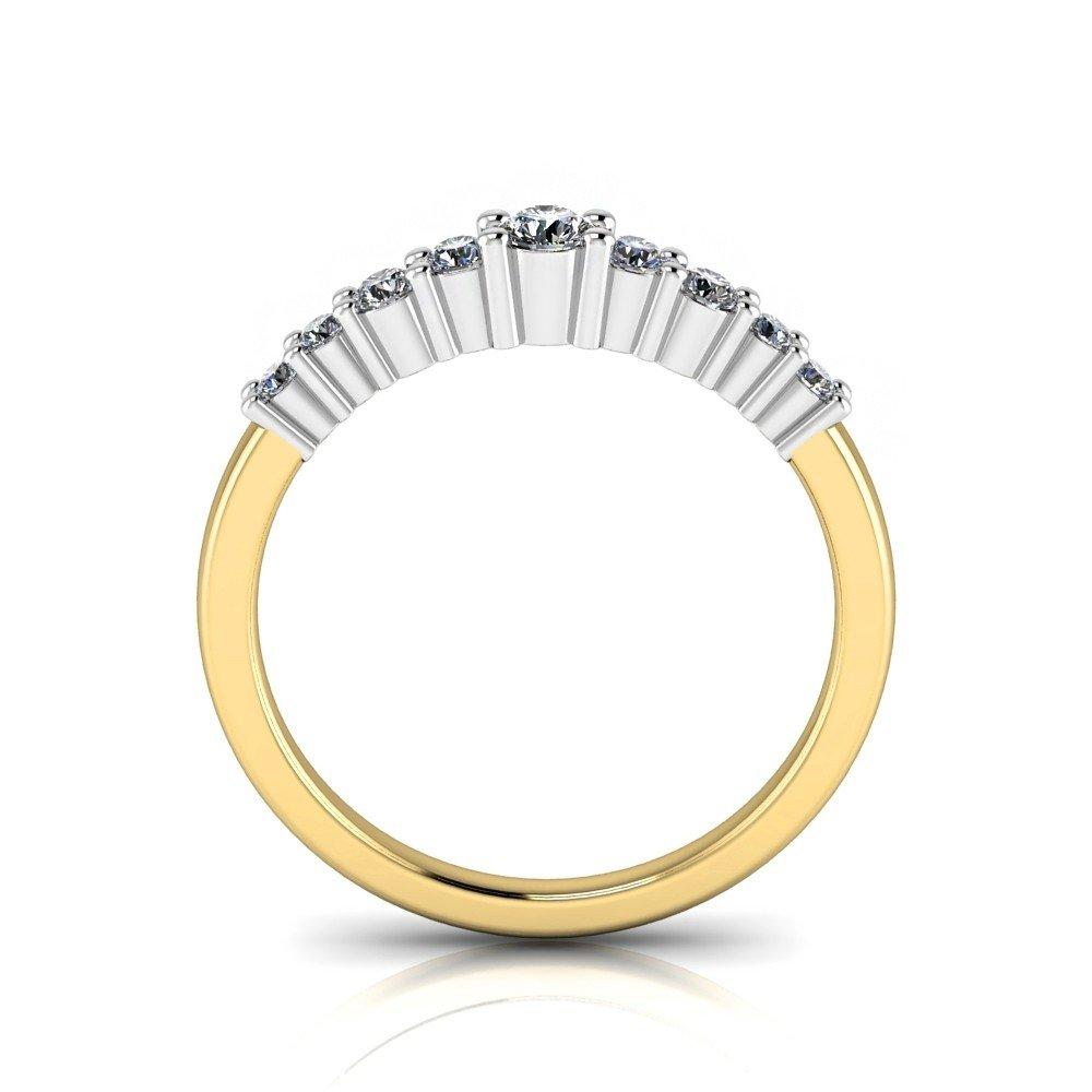 Vorschau: Verlobungsring-VR12-333er-Gelb-Weißgold-5726-beta