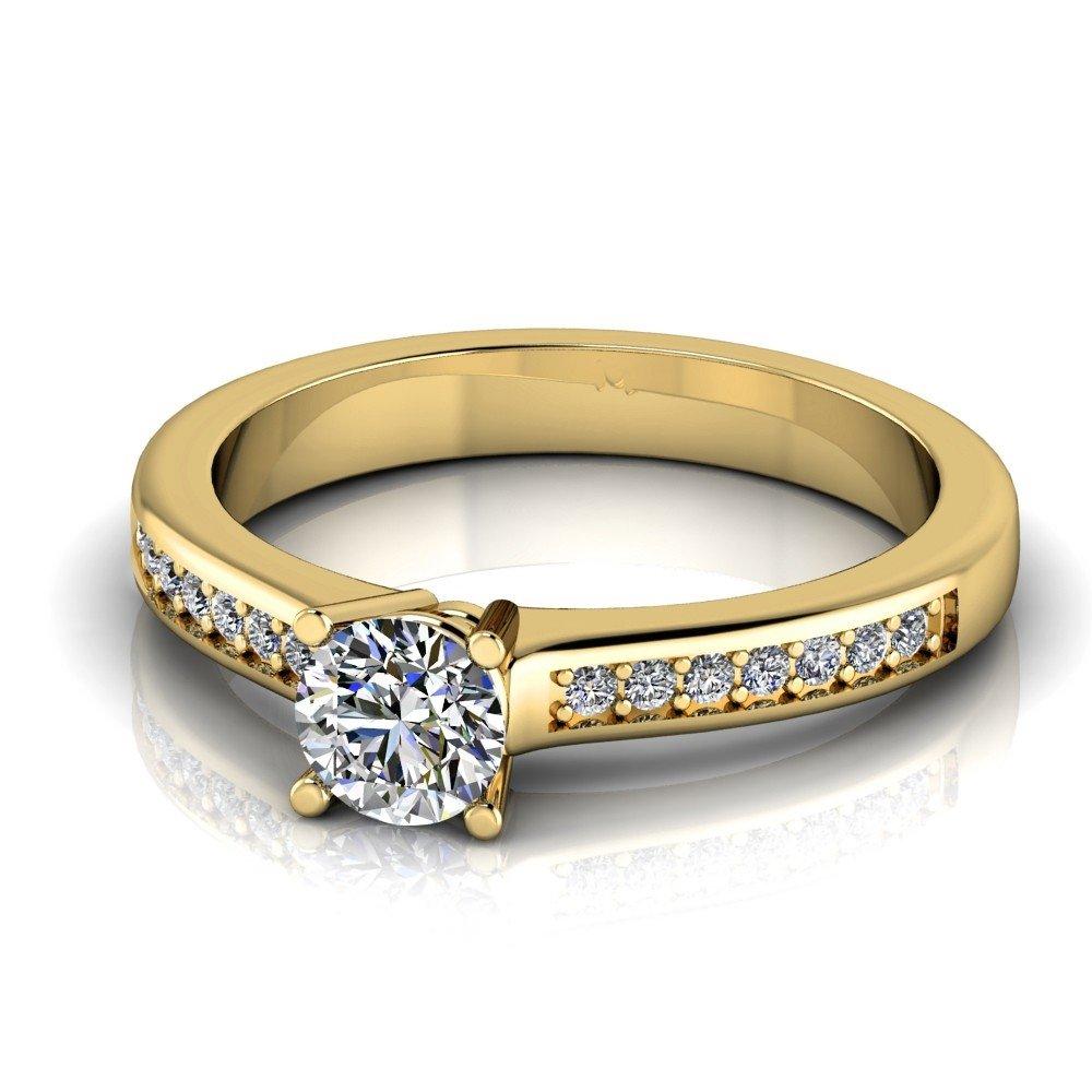 Vorschau: Verlobungsring-VR05-333er-Gelbgold-5197-deta