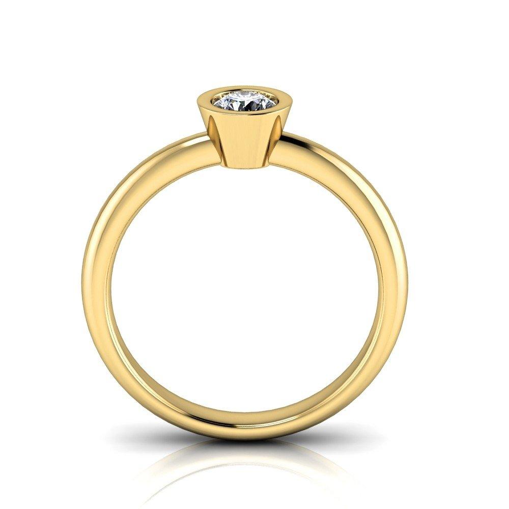 Vorschau: Verlobungsring-VR02-333er-Gelbgold-4997-beta