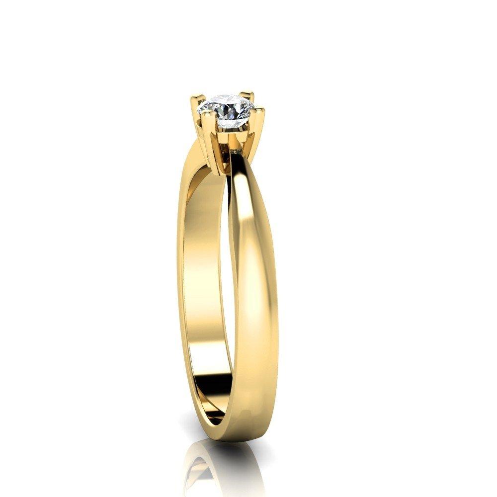 Vorschau: Verlobungsring-VR07-333er-Gelbgold-5381-ceta