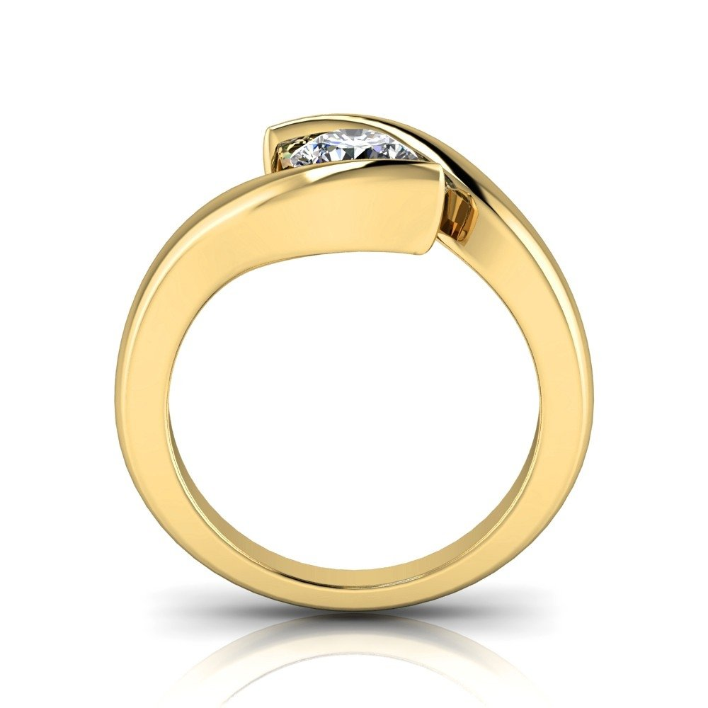 Vorschau: Verlobungsring-VR03-333er-Gelbgold-5101-beta