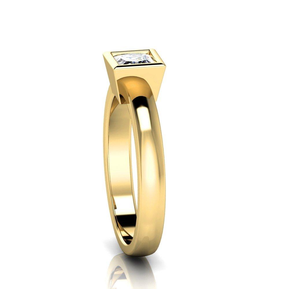 Vorschau: Verlobungsring-VR06-333er-Gelbgold-5293-ceta