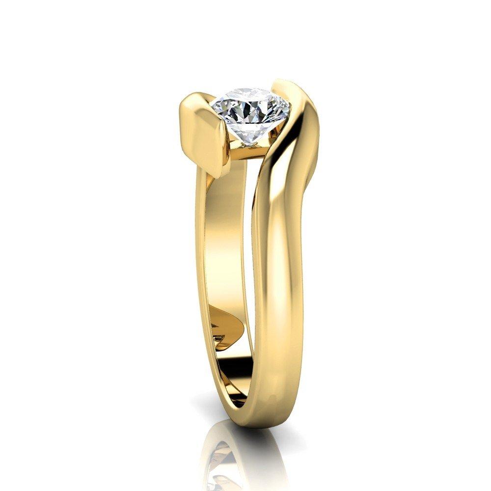 Vorschau: Verlobungsring-VR03-333er-Gelbgold-5101-ceta