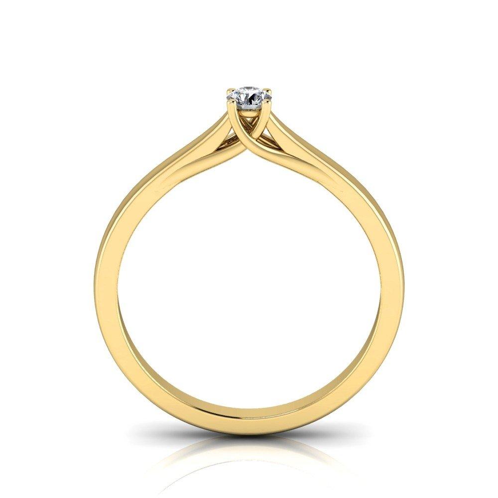 Vorschau: Verlobungsring-VR14-585er-Gelbgold-5896-beta