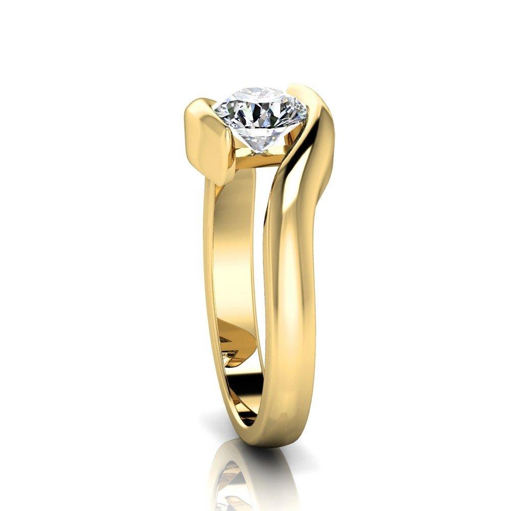 Vorschau: Verlobungsring-VR03-333er-Gelbgold-5105-ceta