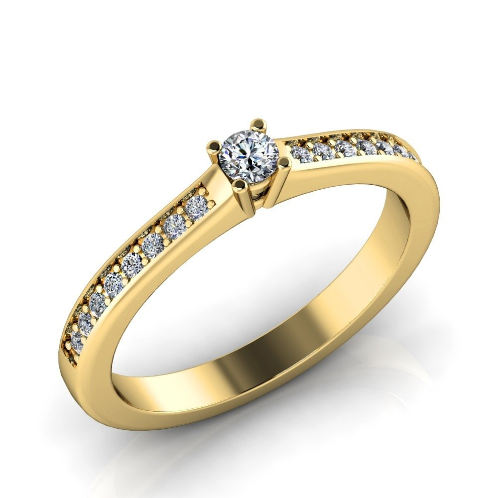 Verlobungsring-VR05-585er-Gelbgold-3440