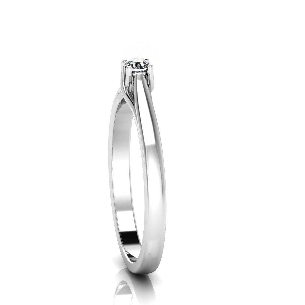 Vorschau: Verlobungsring-VR14-585er-Weißgold-6907-ceta