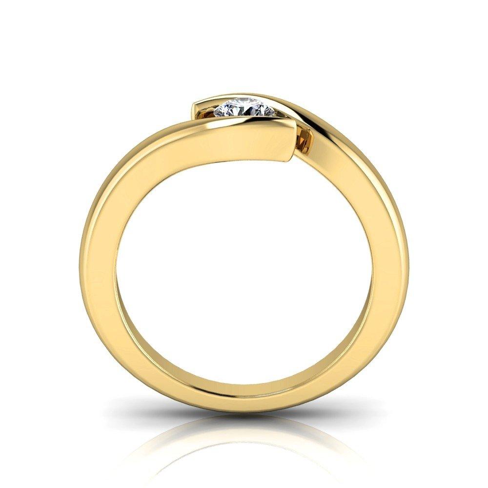 Vorschau: Verlobungsring-VR03-333er-Gelbgold-5093-beta