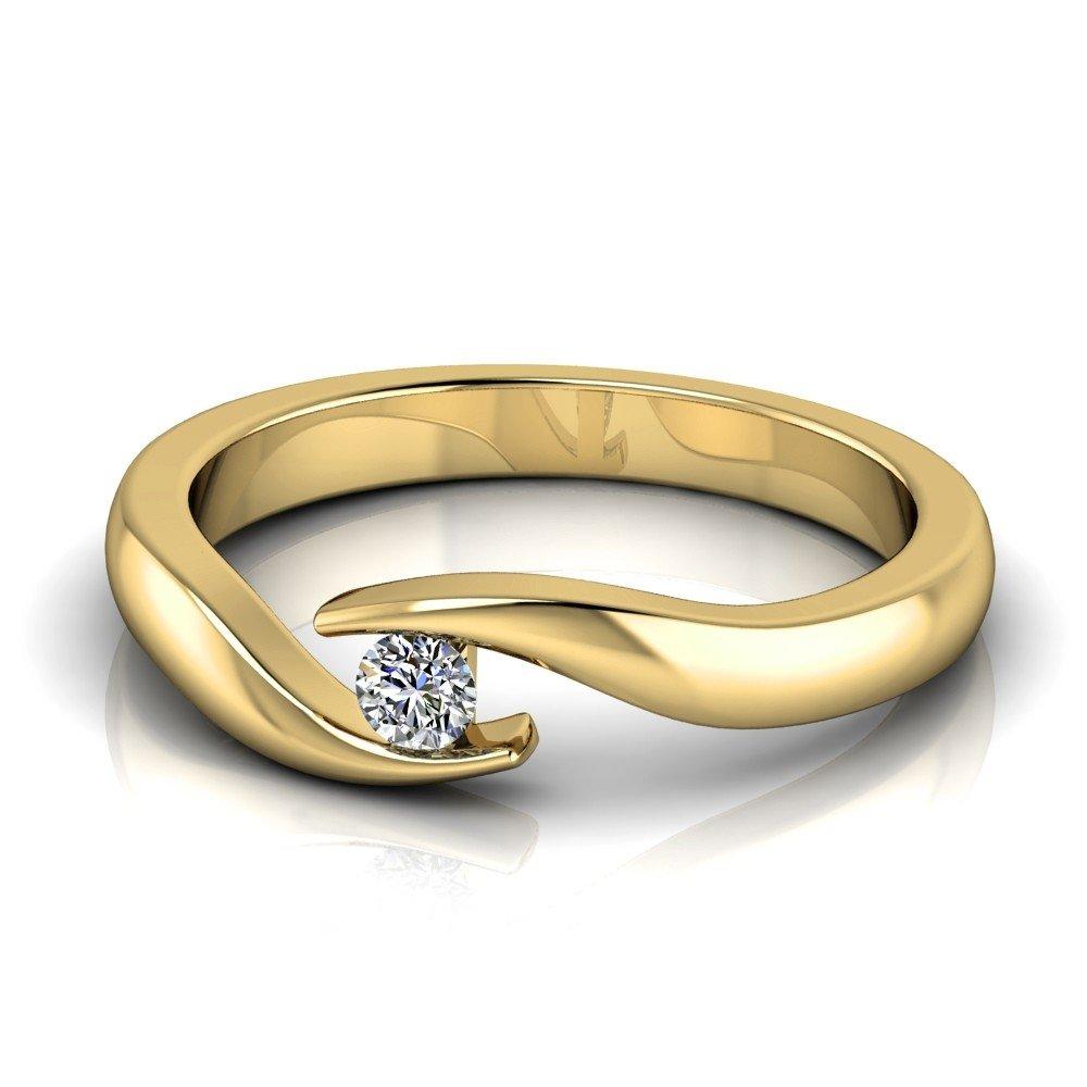 Vorschau: Verlobungsring-VR03-333er-Gelbgold-3367-deta