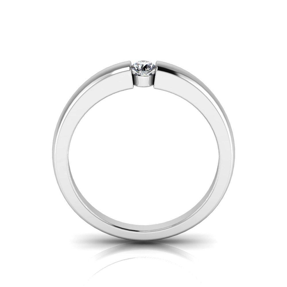 Vorschau: Verlobungsring-VR04-333er-Weißgold-6681-beta